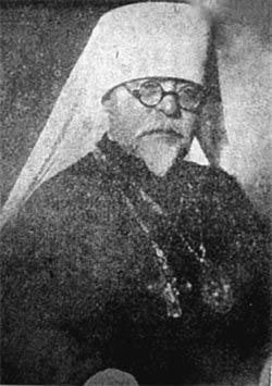 ІВАН ОГІЄНКО. ФОТО 1948 р.