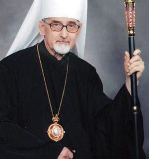 His Eminence Metropolitan Emeritus JOHN