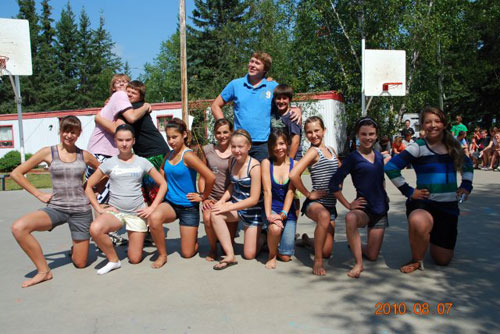 Camp Kiev's-K-Hi