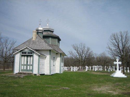 Historic St. Michael's Ukrainian Orthodox Church