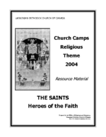 2011 – The Saints: Heroes of the Faith (PDF)