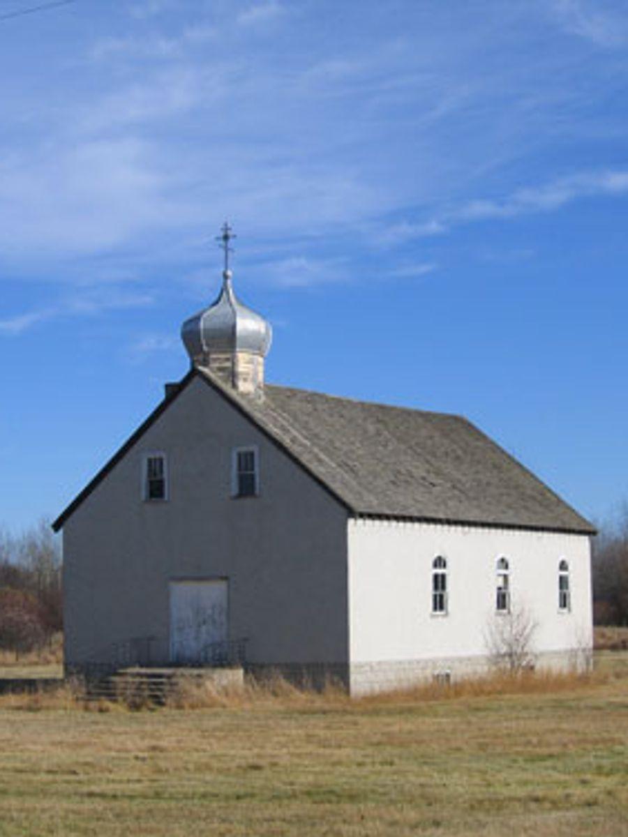 Assumption Of St. Mary Parish_ Newbrook