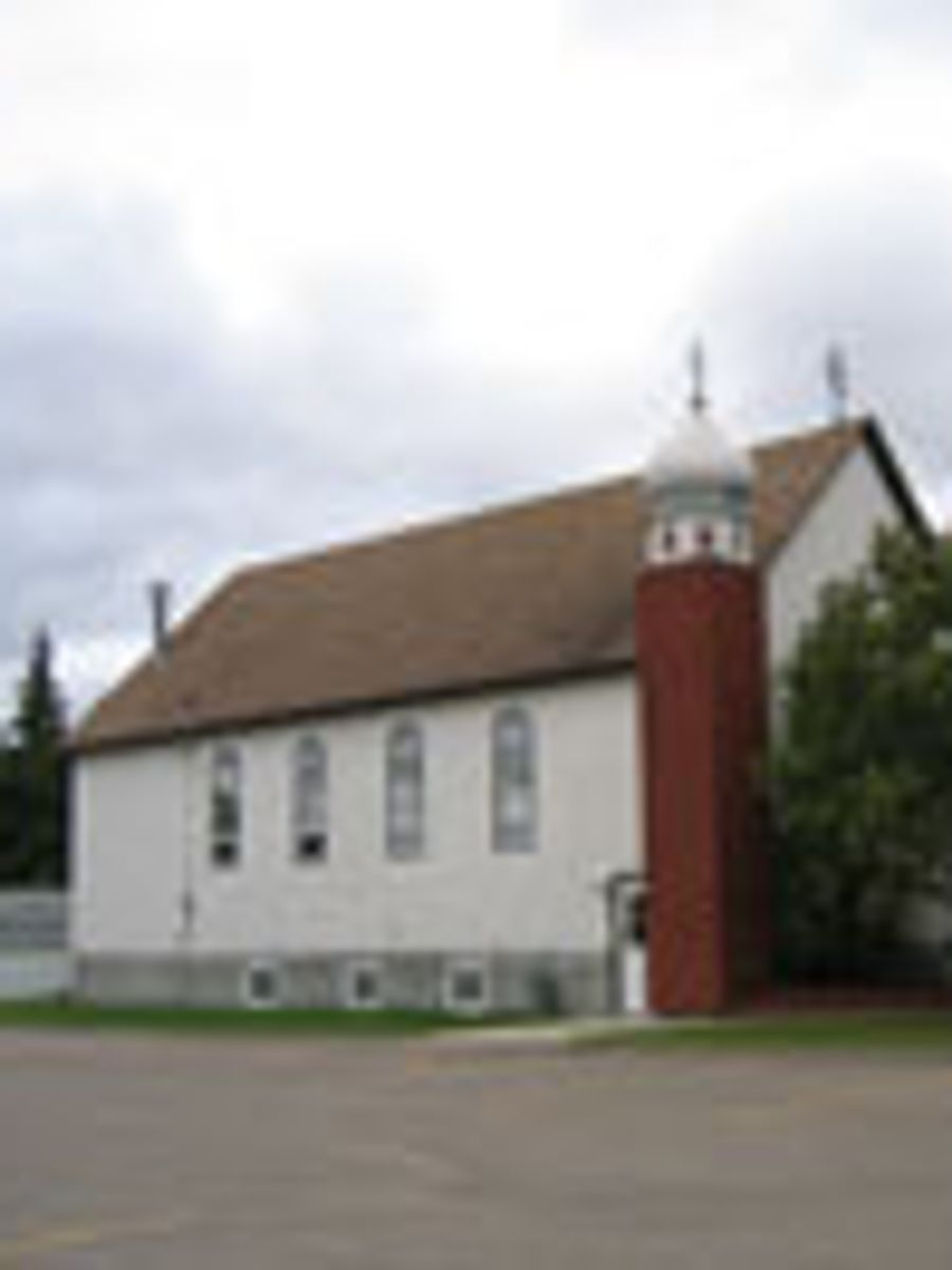 St. Elias Parish Bonnyville