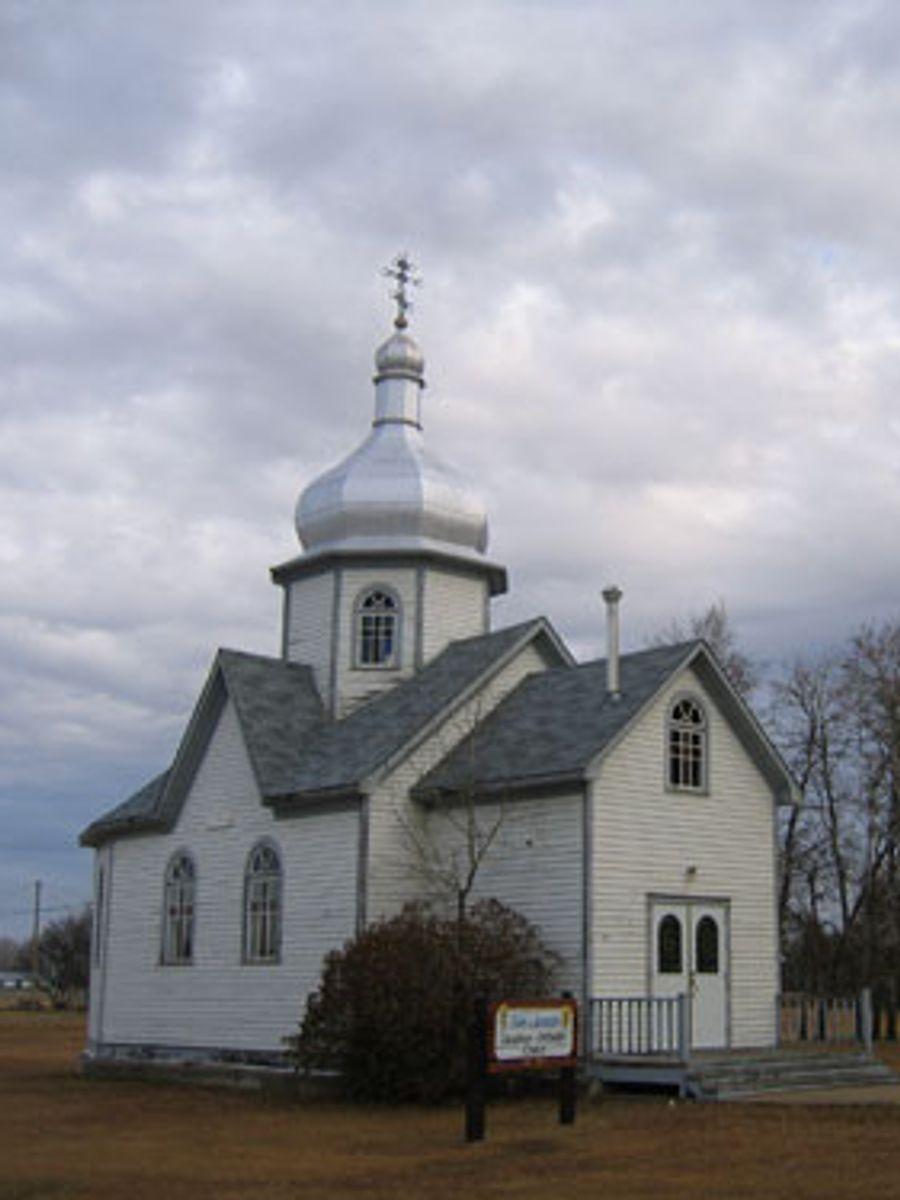Holy Ascension Parish Radway