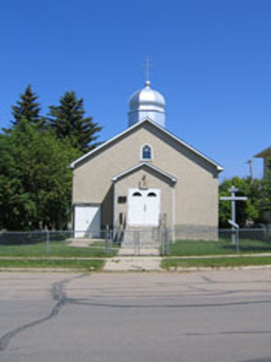 Lac-La-Biche All Saints