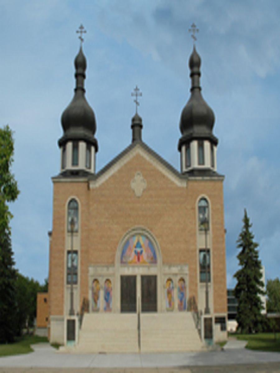 Ukrainian Orthodox Cathedral of St. John the Baptist