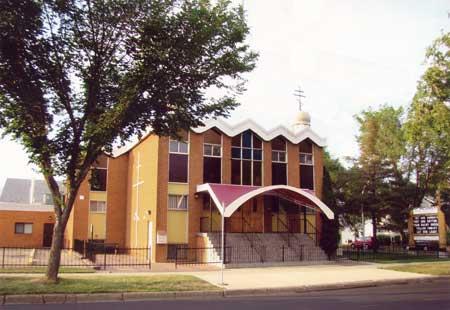 St Michael's UOC