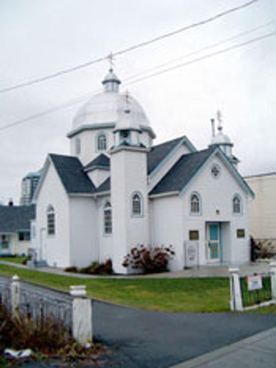 Ukrainian Orthodox Parish of St. Mary Surrey