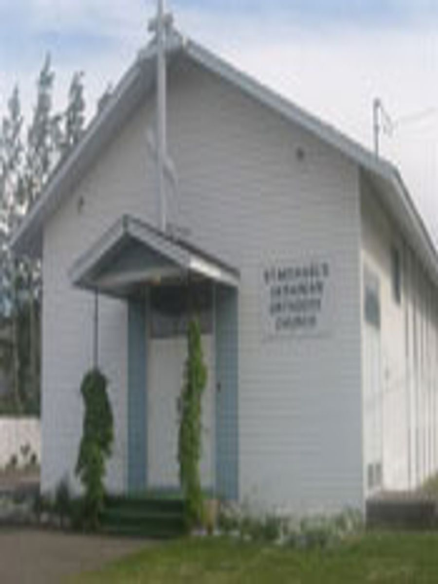 St. Michael Ukrainian Orthodox Parish Prince George, BC