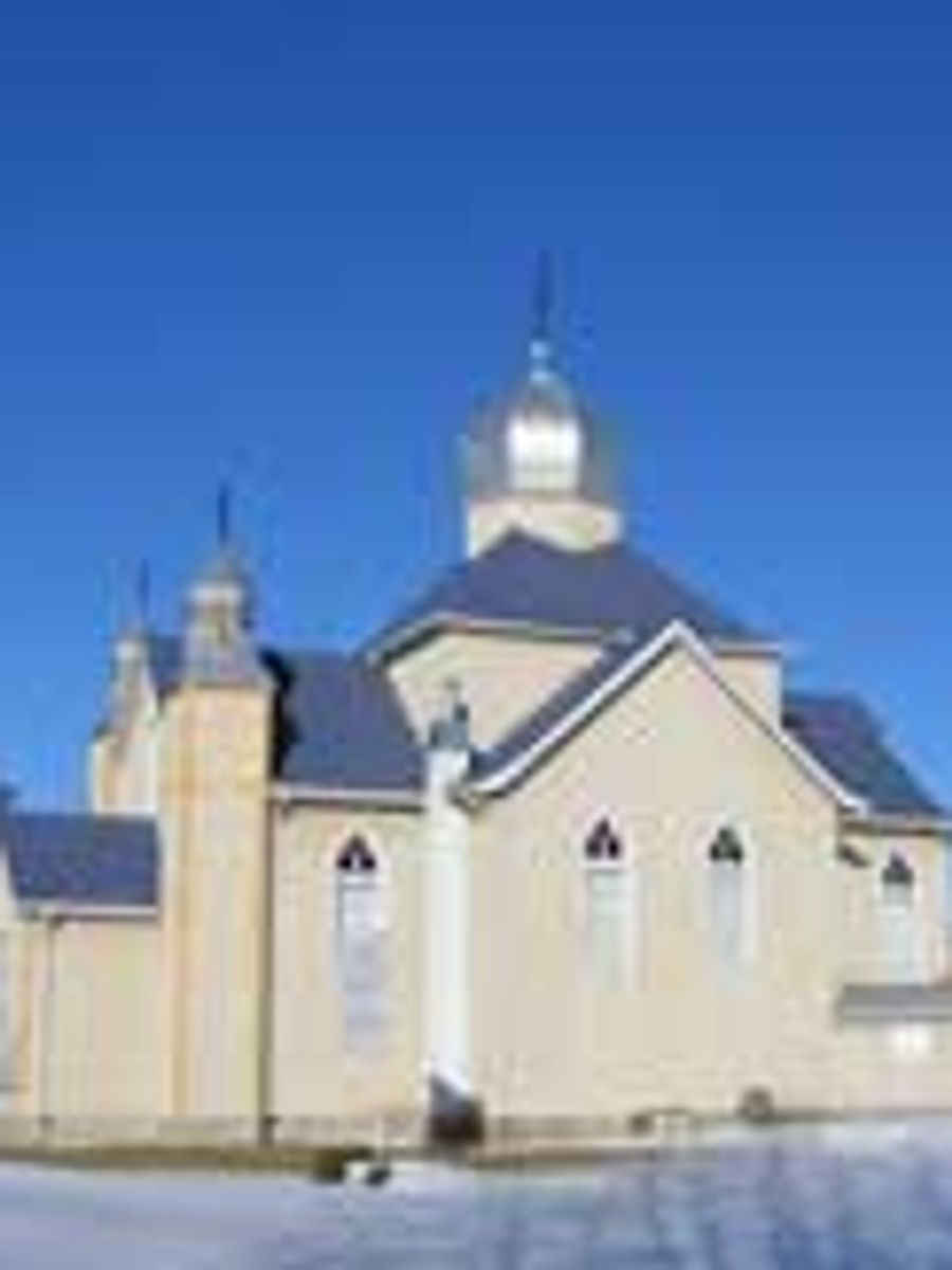 Sts. Peter And Paul Parish-Thorsby