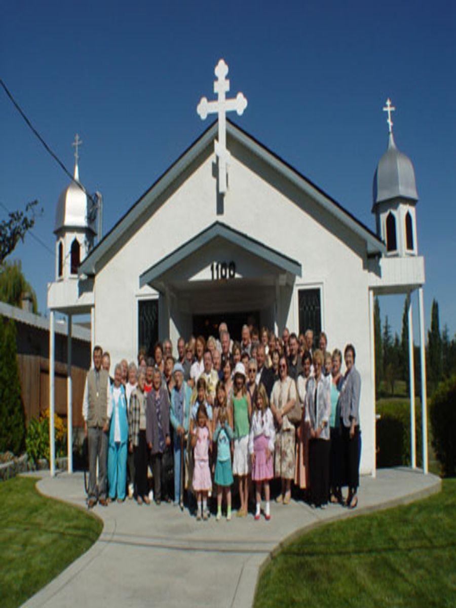 St. George Parish Victoria