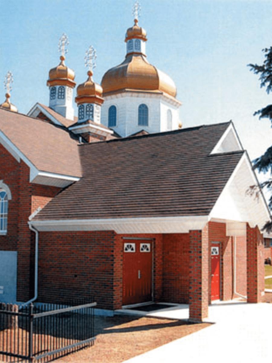 St Volodymyr Thunder Bay
