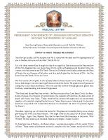 English Paschal Proclamation