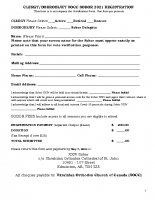 Clergy Registration FILLABLE Form XXIV Sobor – Revised March 8 2021