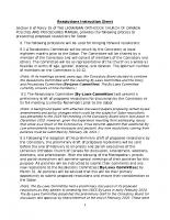 Resolutions Instruction Sheet XXIV Sobor Revised November 2020