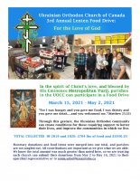 UOCC Food Drive – March 2021 – Page 1